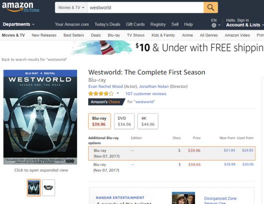 FireShot Capture 1 - Amazon.com_ Westworld_ The Complete Fi_ - https___www.amazon.com_Westworld-Co.png